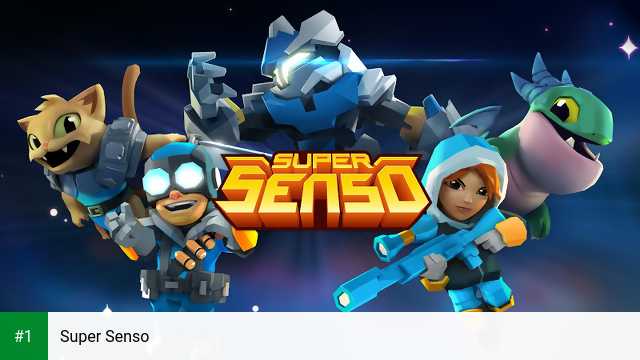Super Senso app screenshot 1