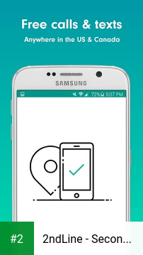 2ndLine - Second Phone Number apk screenshot 2