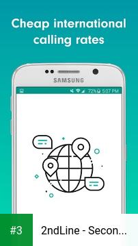 2ndLine - Second Phone Number app screenshot 3