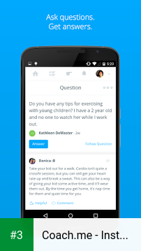 Coach.me - Instant Coaching app screenshot 3