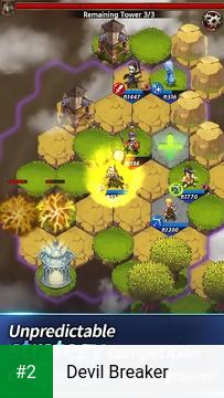 Devil Breaker apk screenshot 2