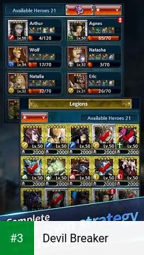 Devil Breaker app screenshot 3