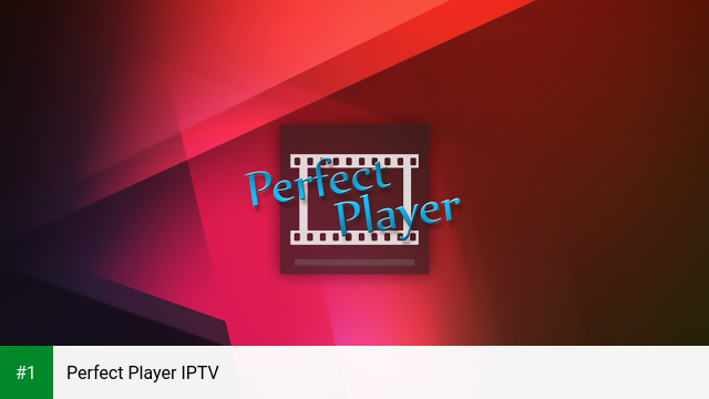 Perfect Player IPTV app screenshot 1