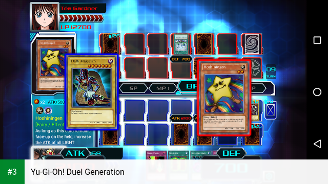 Yu-Gi-Oh! Duel Generation app screenshot 3