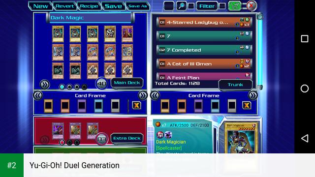 Yu-Gi-Oh! Duel Generation apk screenshot 2