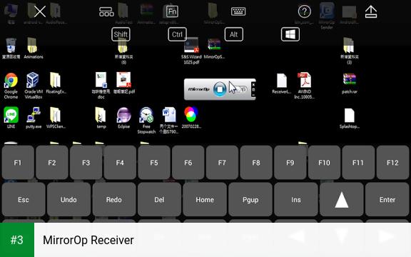 MirrorOp Receiver app screenshot 3