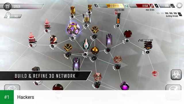 Hackers app screenshot 1