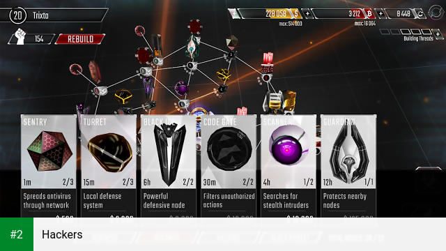 Hackers apk screenshot 2