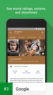 Google app screenshot 3