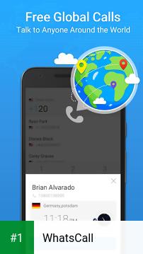 WhatsCall app screenshot 1