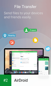 AirDroid apk screenshot 2