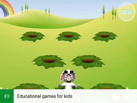 Educational games for kids app screenshot 3