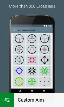 Custom Aim apk screenshot 2