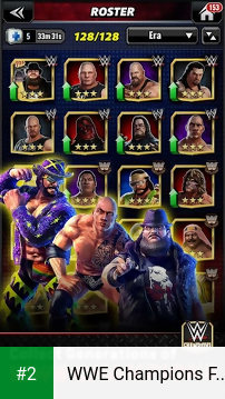 WWE Champions Free Puzzle RPG apk screenshot 2