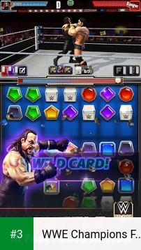 WWE Champions Free Puzzle RPG app screenshot 3