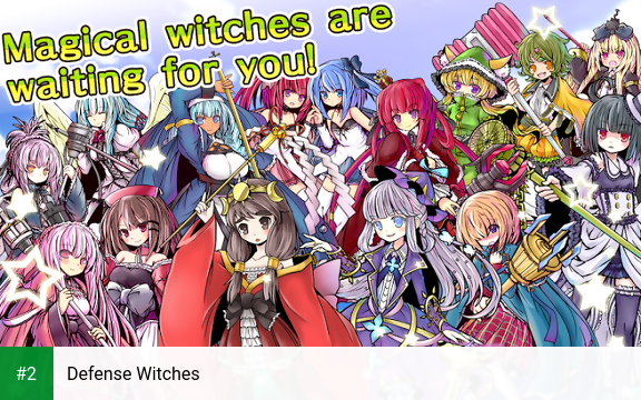 Defense Witches apk screenshot 2