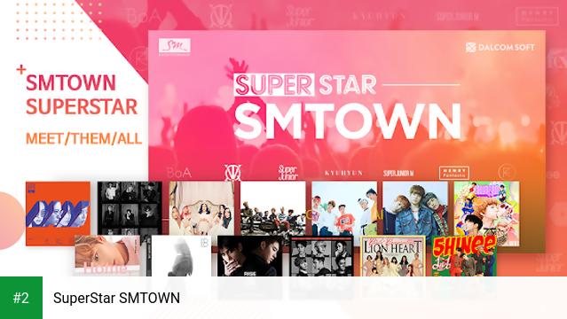 SuperStar SMTOWN apk screenshot 2