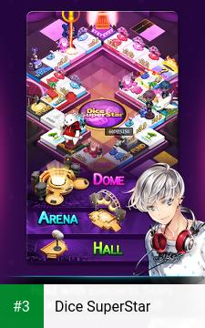 Dice SuperStar app screenshot 3