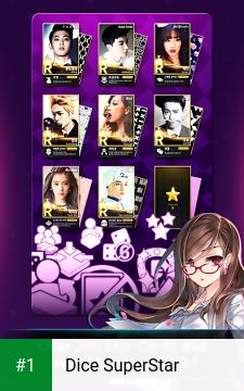 Dice SuperStar app screenshot 1