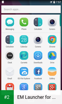 EM Launcher for EMUI apk screenshot 2