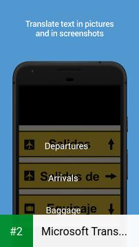 Microsoft Translator apk screenshot 2