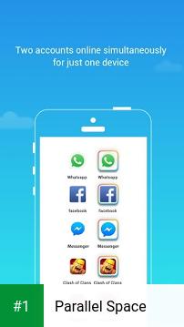 Parallel Space app screenshot 1