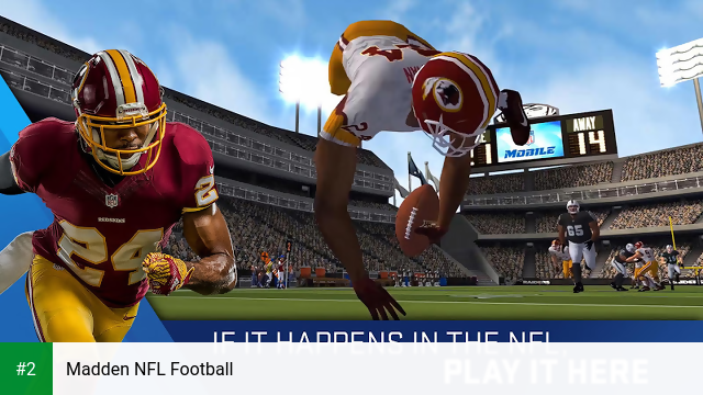 Madden NFL Football apk screenshot 2