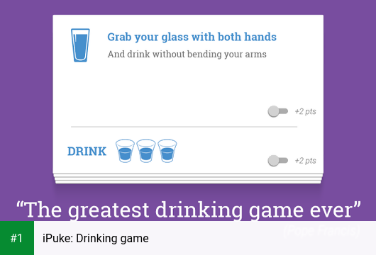 iPuke: Drinking game app screenshot 1