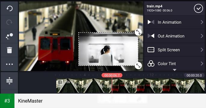 KineMaster app screenshot 3
