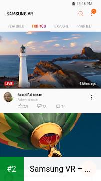 Samsung VR – Videos apk screenshot 2