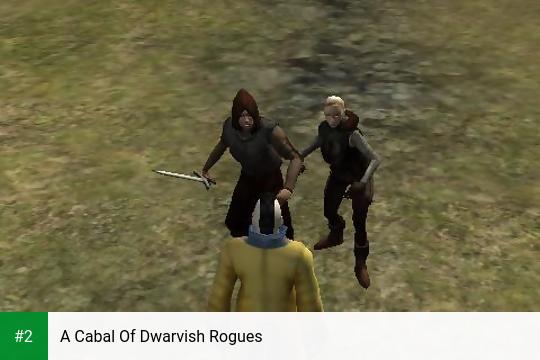 A Cabal Of Dwarvish Rogues apk screenshot 2