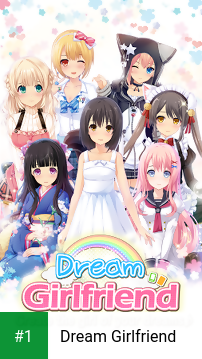 Dream Girlfriend app screenshot 1