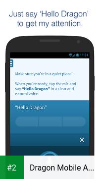 Dragon Mobile Assistant apk screenshot 2