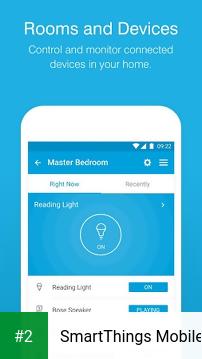 SmartThings Mobile apk screenshot 2