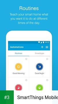 SmartThings Mobile app screenshot 3