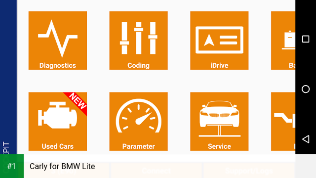 Carly for BMW Lite app screenshot 1