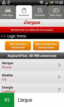 L'argus app screenshot 3
