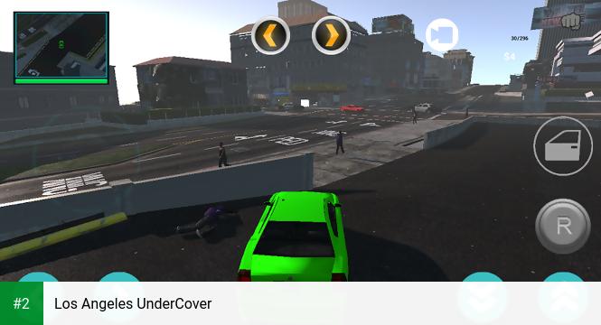 Los Angeles UnderCover apk screenshot 2