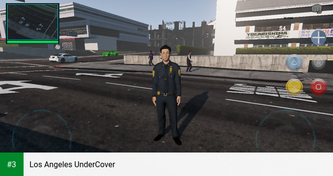 Los Angeles UnderCover app screenshot 3