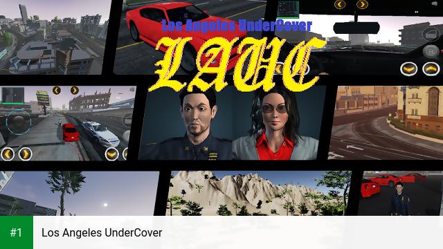 Los Angeles UnderCover app screenshot 1