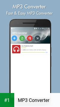 MP3 Converter app screenshot 1