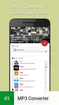 MP3 Converter app screenshot 3