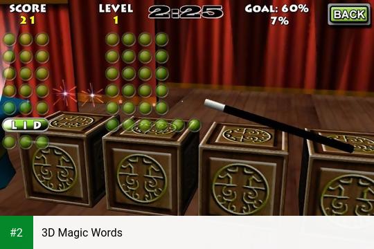 3D Magic Words apk screenshot 2
