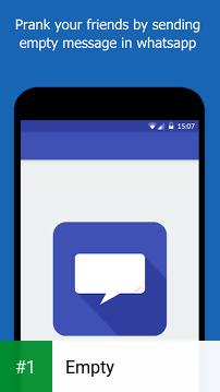 Empty app screenshot 1
