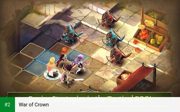 War of Crown apk screenshot 2