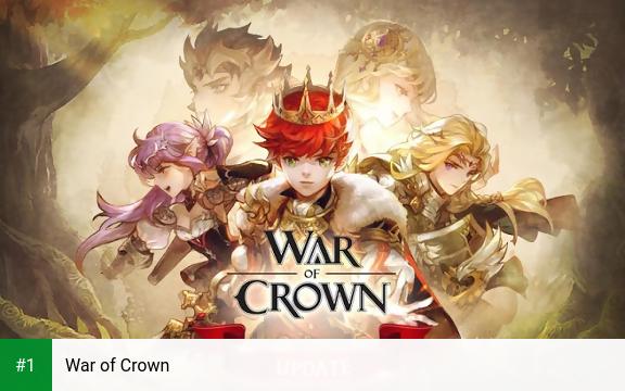 War of Crown app screenshot 1