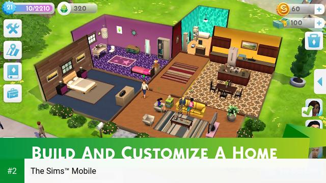 The Sims™ Mobile apk screenshot 2