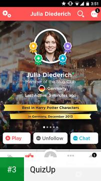 QuizUp app screenshot 3