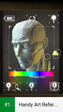 Handy Art Reference Tool app screenshot 1