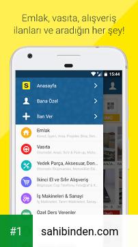 sahibinden.com app screenshot 1